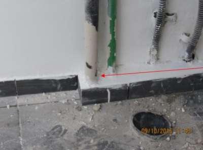 עלות בדק בית - ליקויי בניה בצנרת חשמלית