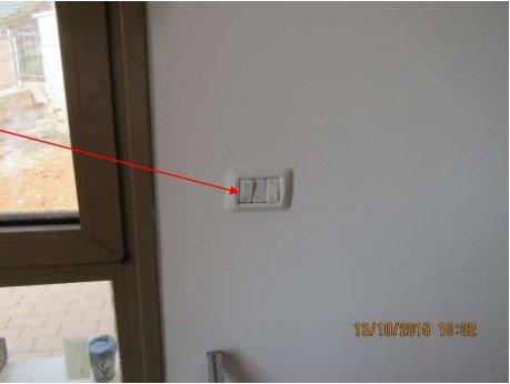 נקודות חשמל הפוכות בבדיקת בדק בית